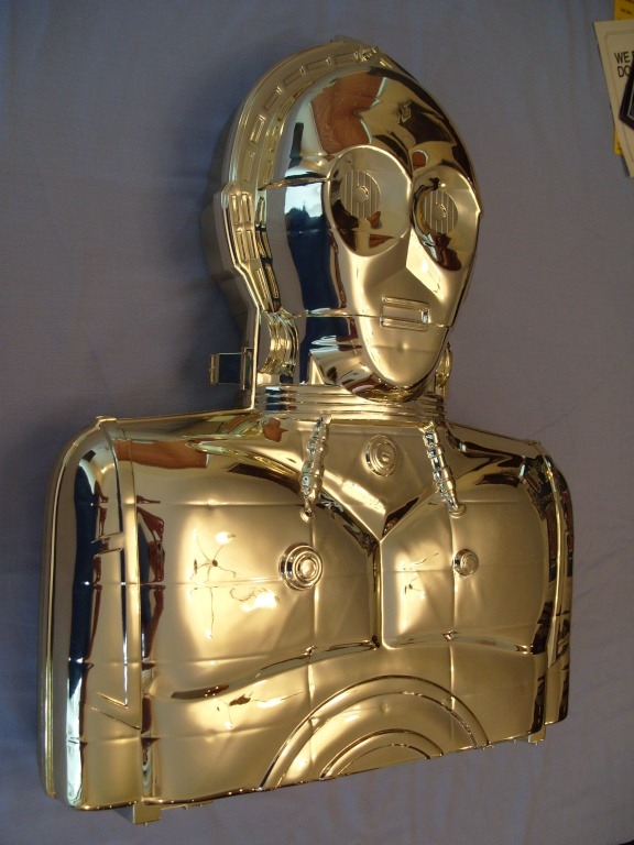 ACTION FIGURE CARRY / COLLECTOR CASES C3po_c11