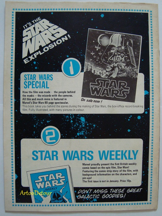 SW ADVERTISING FROM COMICS & MAGAZINES - Page 3 Mighty10
