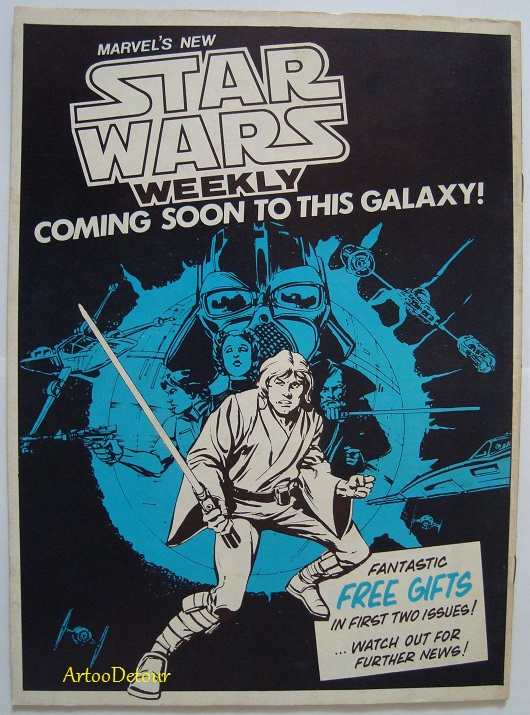 SW ADVERTISING FROM COMICS & MAGAZINES - Page 3 Mighty11