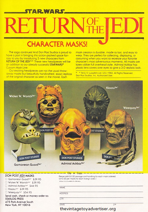 SW ADVERTISING FROM COMICS & MAGAZINES - Page 4 Starlo10