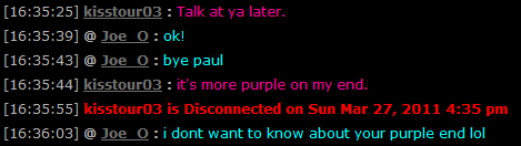 There are 101 good reasons to join the live chat - - Page 5 Paullo10