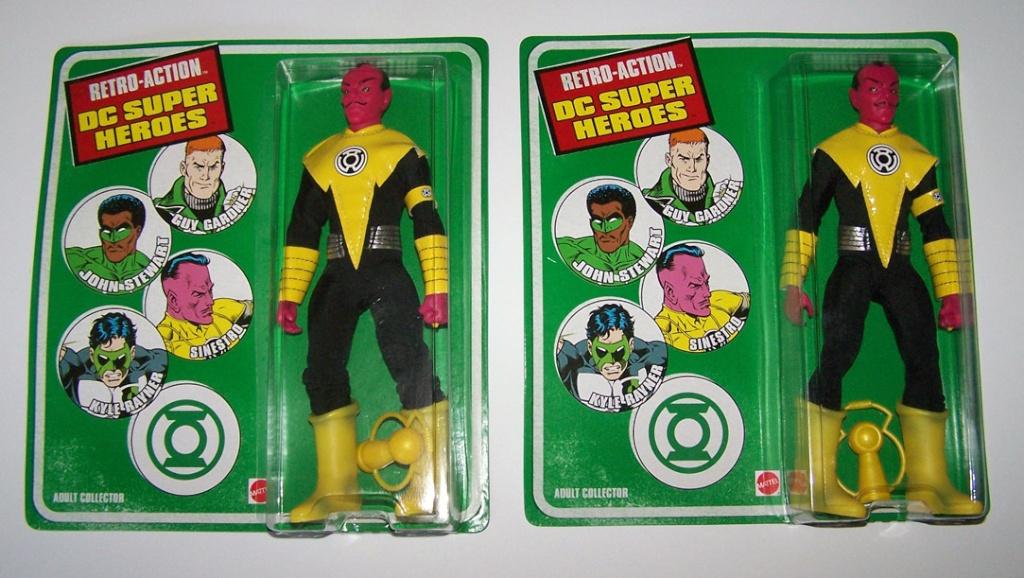FS: Mego style Retro Action DC Super Heroes Sinestro 104_0210