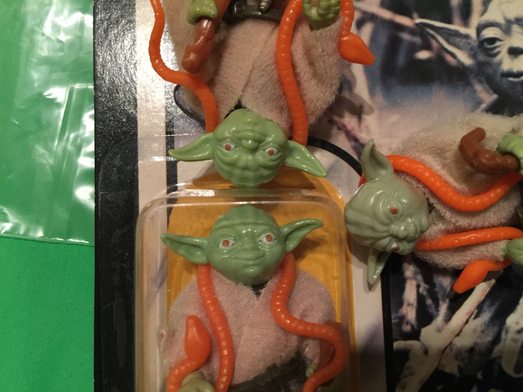 Making Sense out of Yoda's Cane Colors 215