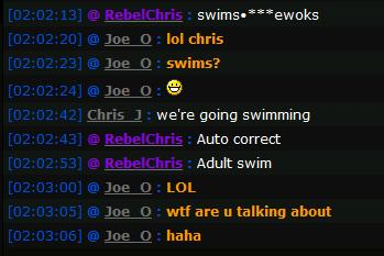 There are 101 good reasons to join the live chat - - Page 5 Chris10