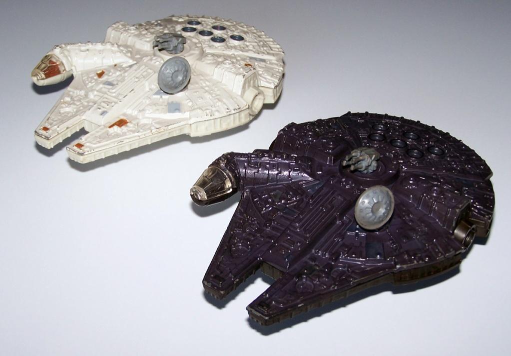 Unusual die cast Falcon Falcon10