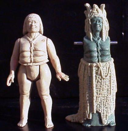 Unproduced Vintage Star Wars Figures/ Figure Sculpts!  Gargan10
