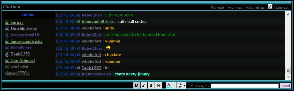 There are 101 good reasons to join the live chat - - Page 3 Jimmy_10