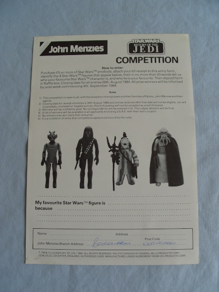 Collecting Vintage Paper Work that show Vintage Star Wars Toys! - Page 5 John_m11