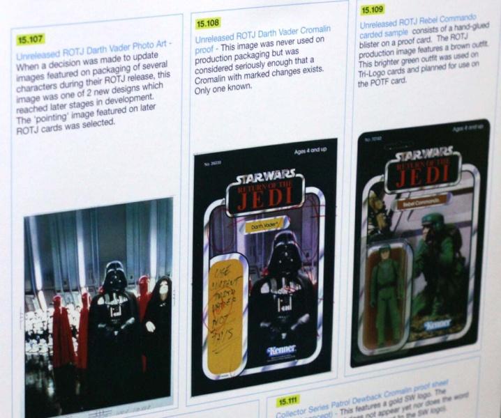 re Kellermans Star Wars Vintage action figures Book Keller10