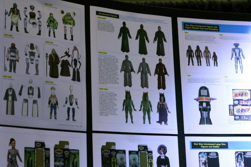 re Kellermans Star Wars Vintage action figures Book Keller11