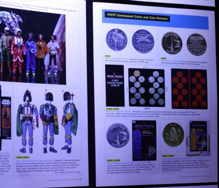 re Kellermans Star Wars Vintage action figures Book Keller13