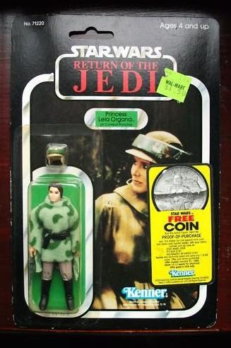 Found an old friend on ebay! Leia10