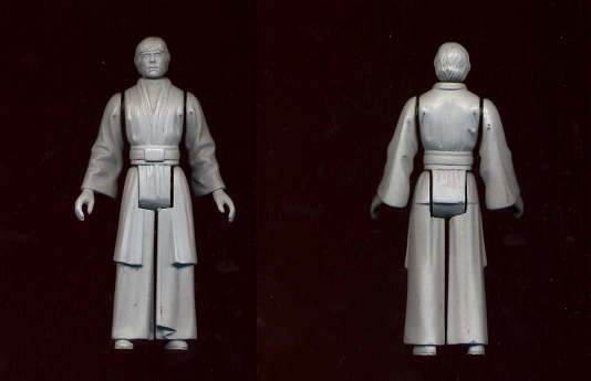Unproduced Vintage Star Wars Figures/ Figure Sculpts!  Luke-i10