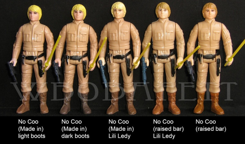 Luke Skywalker - Bespin Fatigues - Variation Profile Lukebe11