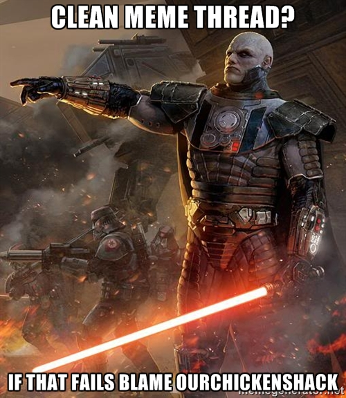 Star Wars Theme MEME WAR!!! Malgus10