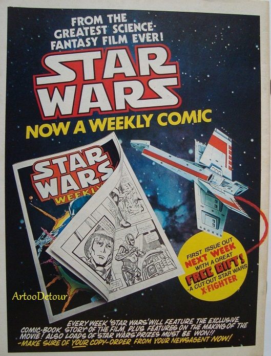 SW ADVERTISING FROM COMICS & MAGAZINES - Page 3 Mighty12