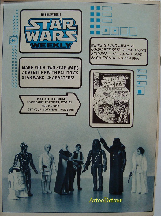 SW ADVERTISING FROM COMICS & MAGAZINES - Page 3 Mighty13