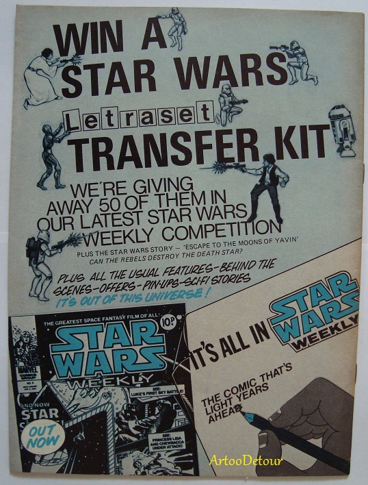 SW ADVERTISING FROM COMICS & MAGAZINES - Page 3 Mighty14