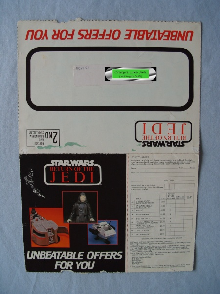 Collecting Vintage Paper Work that show Vintage Star Wars Toys! - Page 5 Pal_ro19