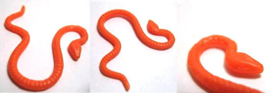 New REPRO Yoda Orange Yoda Snake has hit the market and its made from Plastic so be careful! Repro_11