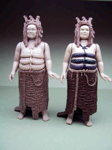 Unproduced Vintage Star Wars Figures/ Figure Sculpts!  Rsyarn10