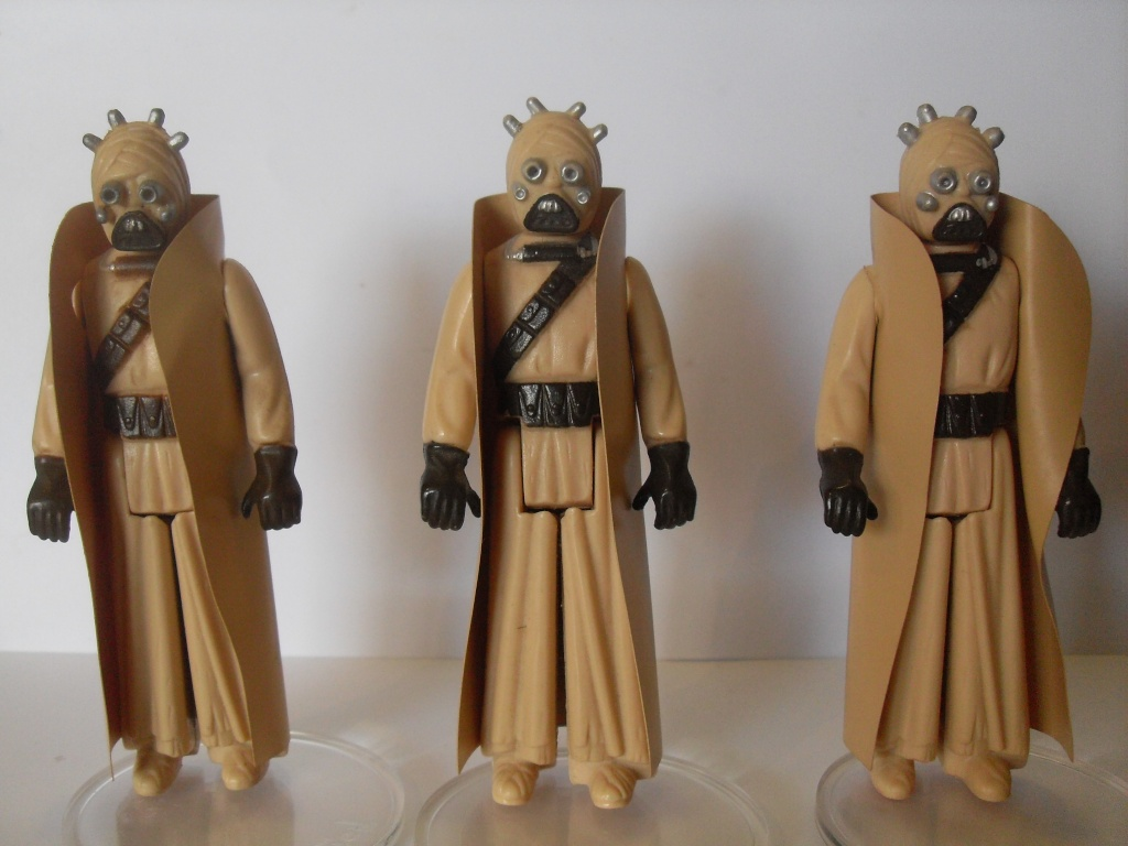 Fake Hollow Cheeks Tusken Raider  Sdc12622