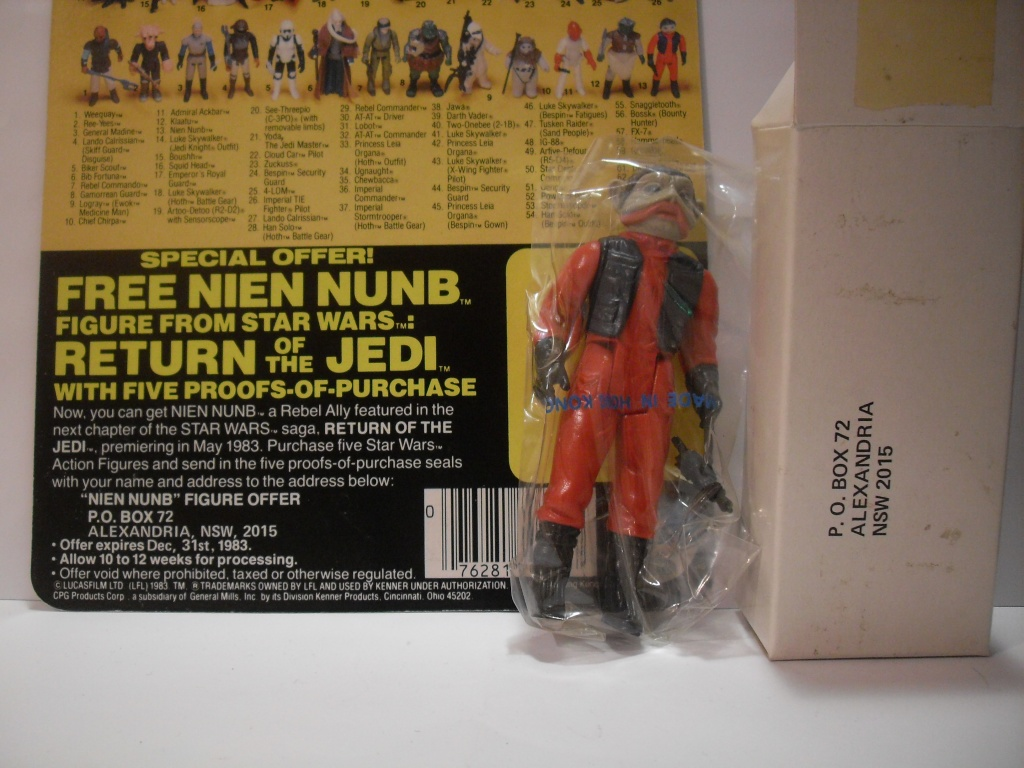 The TIG FOTW Thread: Nien Nunb Sdc12670
