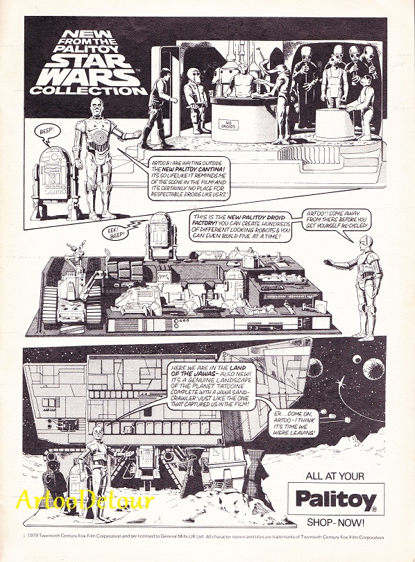 SW ADVERTISING FROM COMICS & MAGAZINES - Page 2 Star_w42