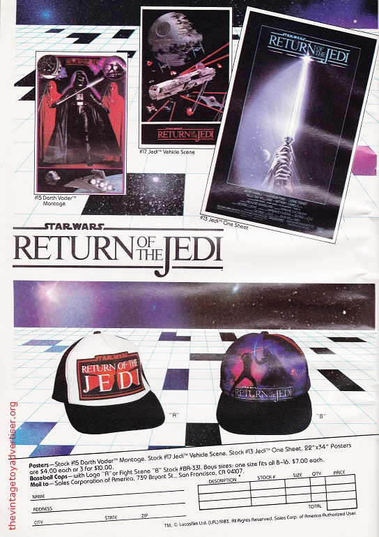 SW ADVERTISING FROM COMICS & MAGAZINES - Page 4 Starlo11