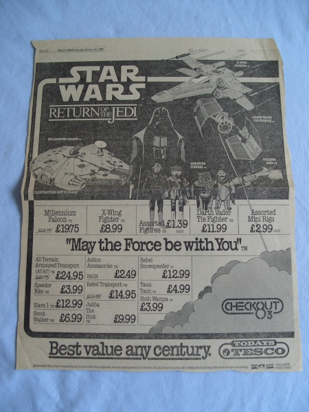 Collecting Vintage Paper Work that show Vintage Star Wars Toys! - Page 5 Tesco_16