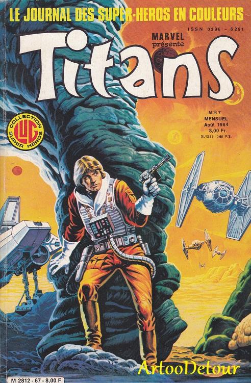 COMICS  Titans11