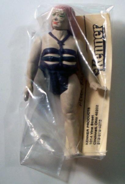 Unproduced Vintage Star Wars Figures/ Figure Sculpts!  Web10